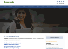 Grassrootsacademy.in thumbnail