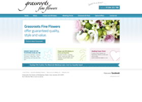 Grassrootsflowers.co.uk thumbnail