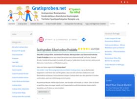 Gratisproben.net thumbnail