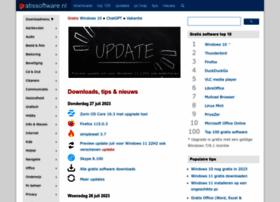 Gratissoftwaresite.nl thumbnail