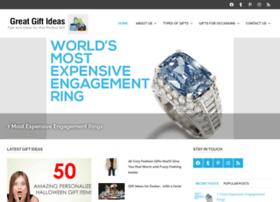 Great-gift-ideas.org thumbnail