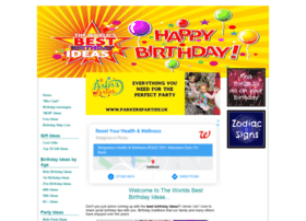 Great-happy-birthday-ideas.com thumbnail