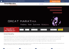 Greatmaratha.in thumbnail