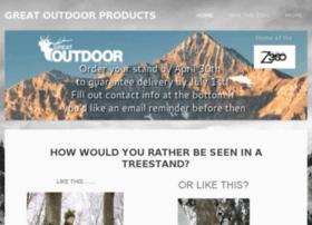 Greatoutdoorproducts.net thumbnail