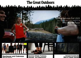 Greatoutdoorsvermont.com thumbnail