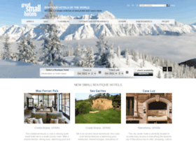 Greatsmallhotels.com thumbnail