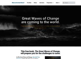 Greatwavesofchange.org thumbnail