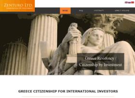 Greece-citizenship.info thumbnail