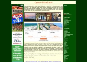 Greece-island.info thumbnail