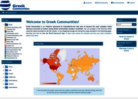Greek-communities.org thumbnail