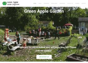 Greenapplegarden.org thumbnail