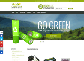 Greenbatteries.com thumbnail