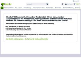 Greenbox-werbemittel.de thumbnail