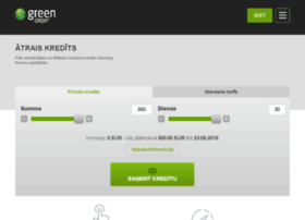 Greencredit.lv thumbnail