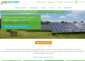 Greencrowd.nl thumbnail