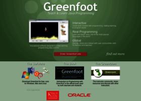 Greenfoot.org thumbnail