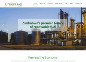 Greenfuel.co.zw thumbnail