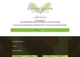 Greengardencafe.net thumbnail