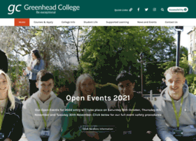 greenhead.ac.uk at Website Informer. Welcome to Greenhead College