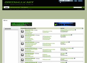 Greenhulk.net thumbnail