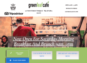 Greenleafcafe.co.uk thumbnail