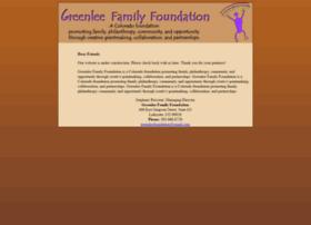 Greenleefamilyfoundation.org thumbnail