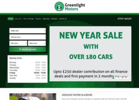 Greenlightmotors.co.uk thumbnail