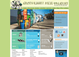 Greenlightneworleans.org thumbnail
