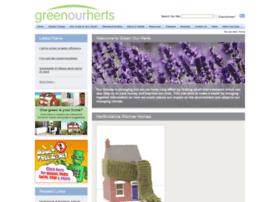 Greenourherts.org.uk thumbnail