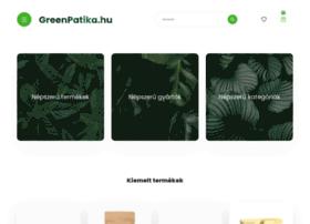 Greenpatika.hu thumbnail