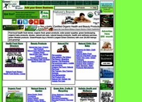 Greenpeople.org thumbnail