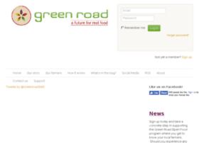 Greenroad.co.za thumbnail