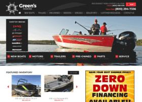 Greensmarine.net thumbnail