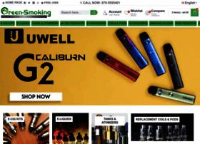 Greensmoking.co.il thumbnail