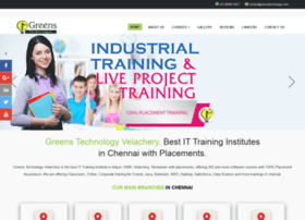 Greenstechnologies.in thumbnail