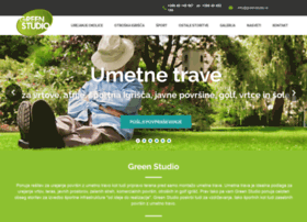 Greenstudio.si thumbnail