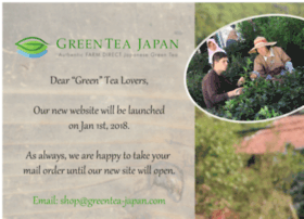Greentea-japan.com thumbnail