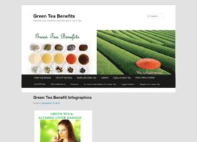 Greenteabenefits.net thumbnail