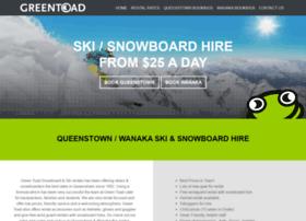 Greentoad.co.nz thumbnail