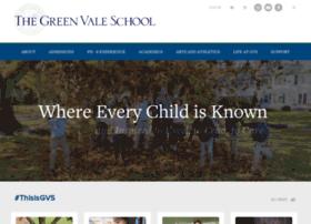 Greenvaleschool.org thumbnail