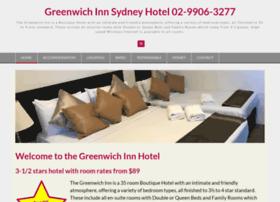Greenwichinn.com.au thumbnail