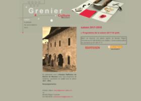 Grenier-culture.ch thumbnail