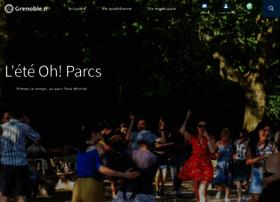 Grenoble.fr thumbnail