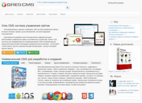 Grescms.ru thumbnail
