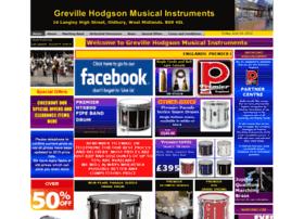 Grevillehodgson.co.uk thumbnail