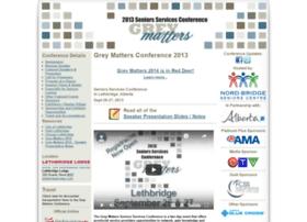 Greymatters2013.ca thumbnail