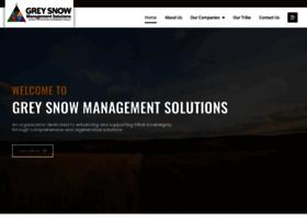 Greysnow.com thumbnail