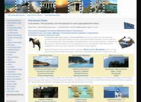 Griechenlandreise.org thumbnail