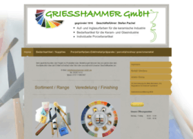 Griesshammer-gmbh.de thumbnail
