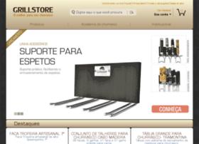 Grillstore.com.br thumbnail